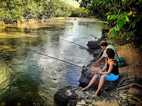 Pescadoras 1 by Beto Machado
