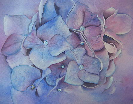 Petals by Patsy Sharpe