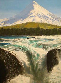 Petrohue by Joel Vargas