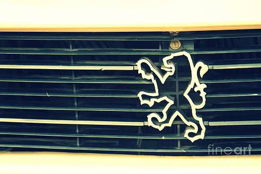 Peugeot - vintage by Vishakha Bhagat