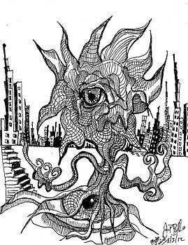 Jon Baldwin  Art - Peyote Mind