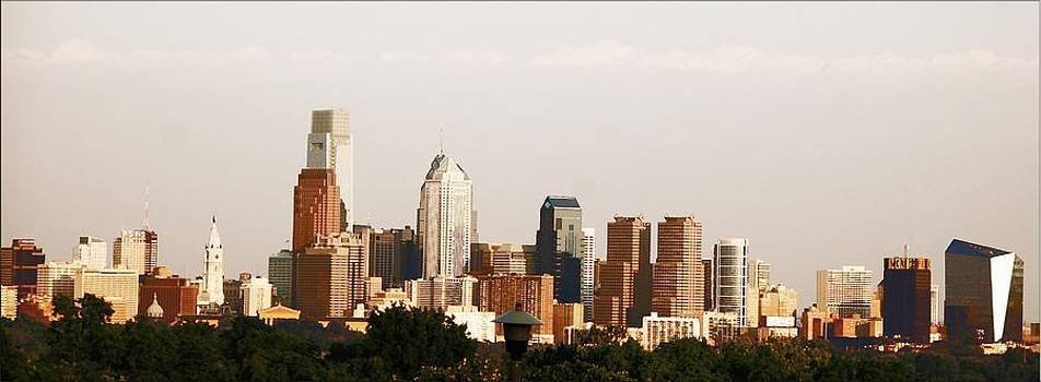 Philadelphia City by Janet G T