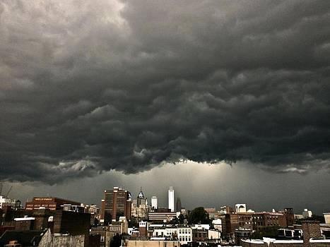 Philadelphia Storm by Rebecca Nurick