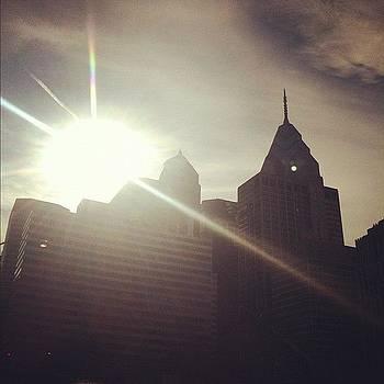 Philadelphia #urbanlandscape by Colleen Sullivan