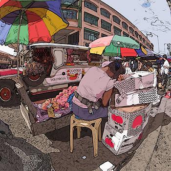 Philippines 1248 Natutulog  by Rolf Bertram