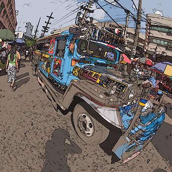 Philippines 1305 Wild Thing by Rolf Bertram