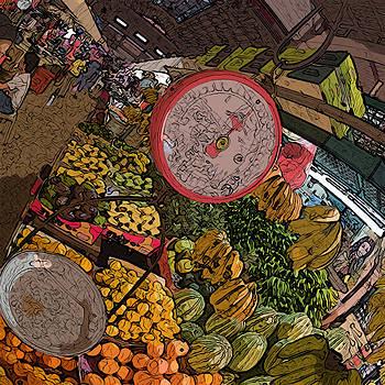 Rolf Bertram - Philippines 2100 Food Market