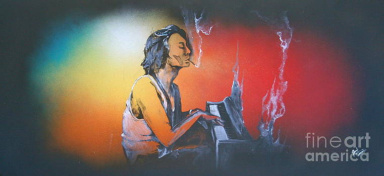 Piano essence by Zerah Turbitt