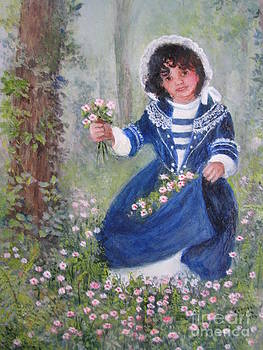 Picking Periwinkles by Joan Cornish Willies