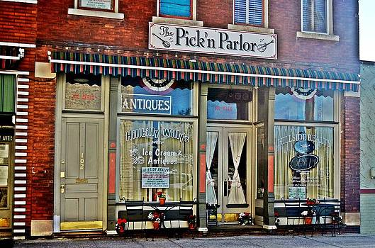 Pick'n Parlor by Laurie Winn Adams