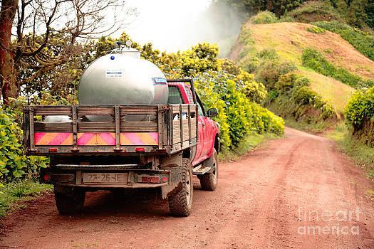 Gaspar Avila - Pickup truck