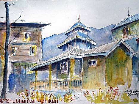 Picturesque MIRIK by Shubhankar Adhikari