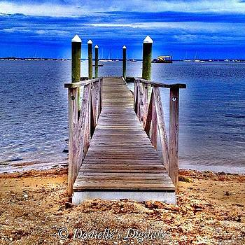 Pier by Danielle McNeil