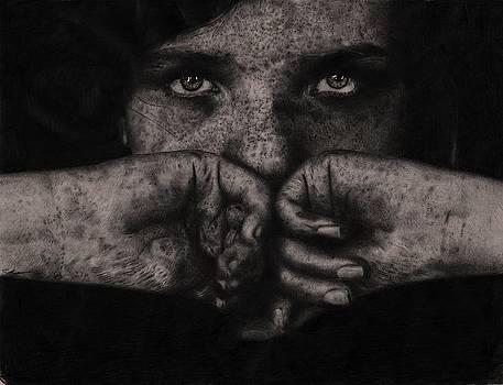 Piercing Eyes by Chris Baggott