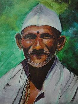 Pilgrim by Vijayendra Bapte