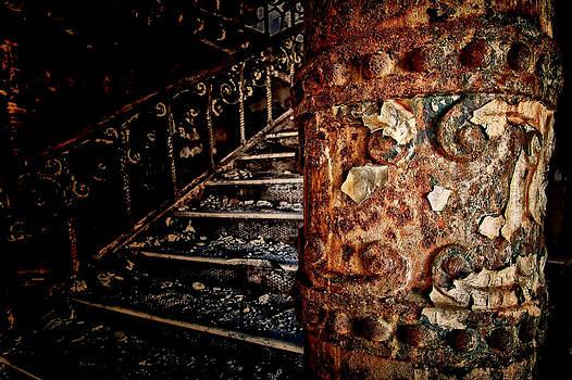Pillar of the Forgotten  by Dmitriy Mirochnik
