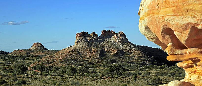 Pillar Rock by James Mcinnes