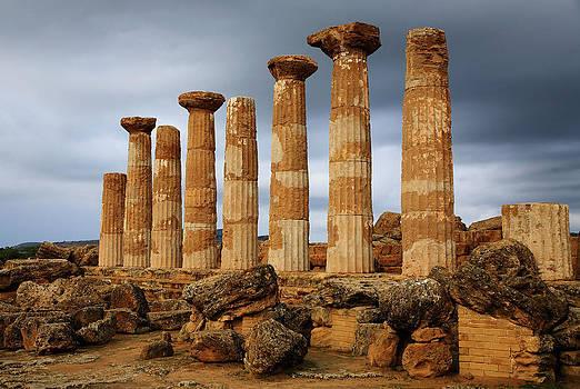 Pillars of Hercules by Steve Bisgrove