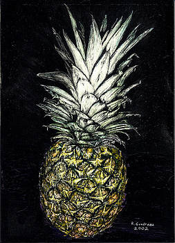 Pineapple by Robert Goudreau