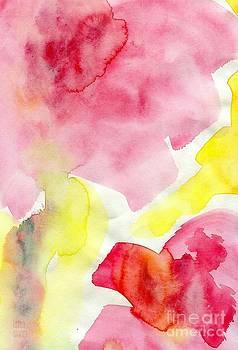 Pink Blooms  by Leela Arnet