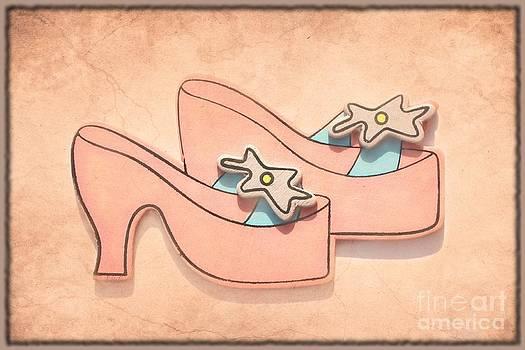 Sophie Vigneault - Pink Diva Shoes