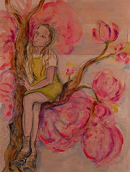 Pink Limb by Christine Ilewski