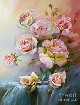 Pink morning by Roman Romanov