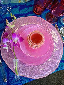 Robert Meyers-Lussier - Pink Place Setting
