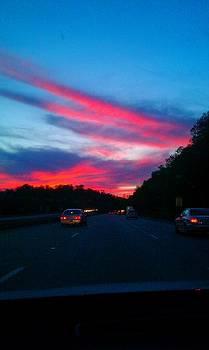 Pink Sky by Sean Fulton