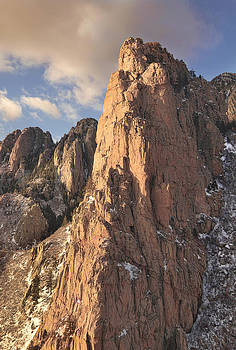 Nathan Mccreery - Pink Slab   Sandia Mountains