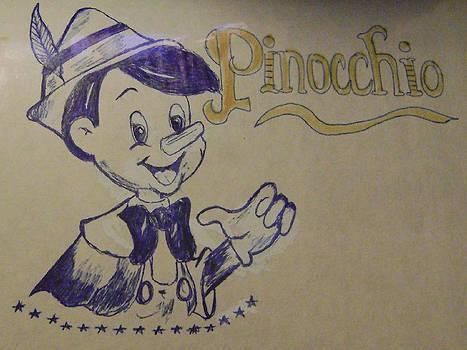 Pinocchio by Paul Rapa