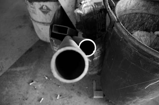Pipes  by Misty Achenbach