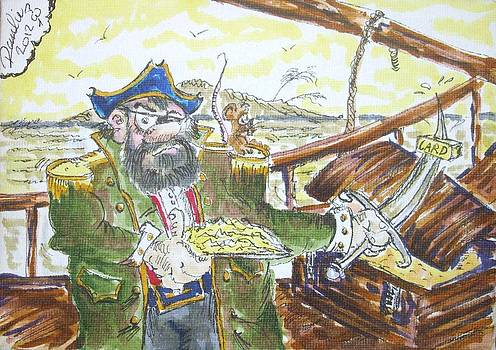 Pirates of the river Lagan by Paul Chestnutt