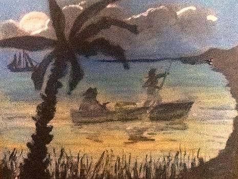 Pirates Trust by Richard  Hubal