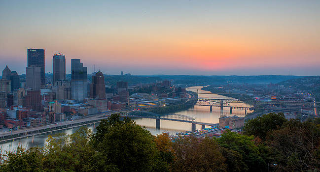 David Hahn - Pittsburgh Pre-Dawn