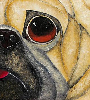 Pitty Pat the Prissy Pug by Barbara Sudik
