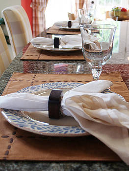 Place Setting by Jeremy Allen