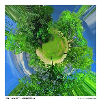 Larry Mulvehill - Planet Green