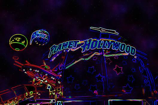 Planet Hollywood by Thomas  MacPherson Jr