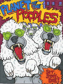 Planet of the Poodles by Anthony Snyder