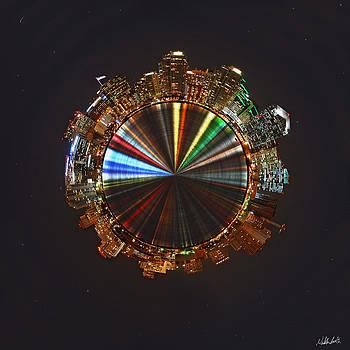 Nikki Marie Smith - Planet Wee San Diego California by Night