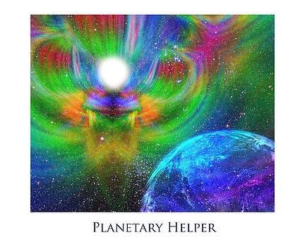 Planetary Helper by Jeff Haworth