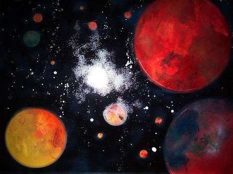 PlanetGLC3 by Valera Ainsworth