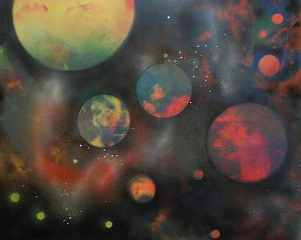 PlanetGLC6 by Valera Ainsworth