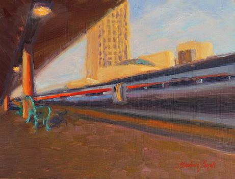 Platform Union Station by Michael Besoli