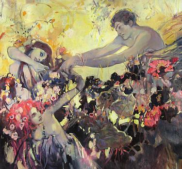 Play in Yellow Swomp by Svetlana Tiourina