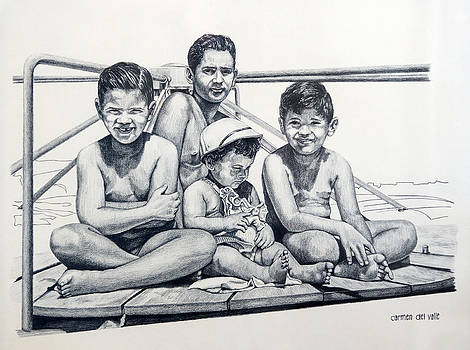 Carmen Del Valle - Playground