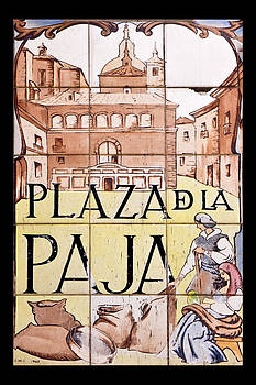 David Pringle - Plaza de la Paja