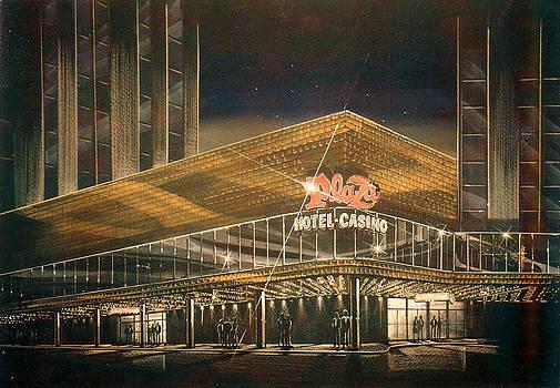 Plaza Hotel Casino by John DiLauro