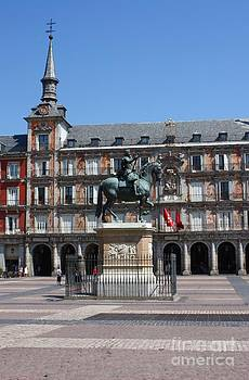 Sophie Vigneault - Plaza Mayor Madrid